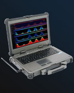 Ultra robuster Outdoor Spectrum Analyzer Spectran HF-XFR PRO
