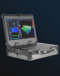 Echtzeit Outdoor Spectrum Analyzer Spectran XFR V5 PRO