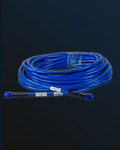 Ultra Low Loss armoured cable, N-cable, 1m
