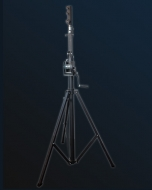 Elevating Tripod for IsoLOG 3D Antennas