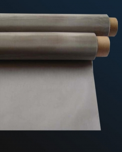 Shielding fabric Aaronia Mesh (30m², fire resistant)