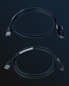 USB 3.0 Cable Type A to Type C (10Gbit/s / 60W)